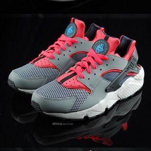 Mint Nike Air Huarache Crimson Mens Sz 7.5 Worn 1x